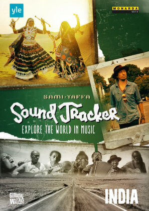 Sound Tracker - India (Monarda Arts)