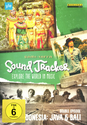Sound Tracker - Indonesia: Java & Bali (Monarda Arts)