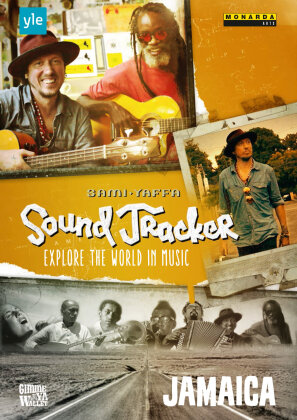Sound Tracker - Jamaica (Monarda Arts)