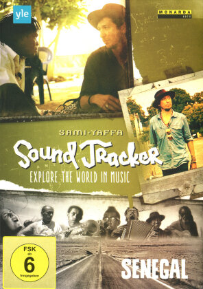 Sound Tracker - Senegal (Monarda Arts)