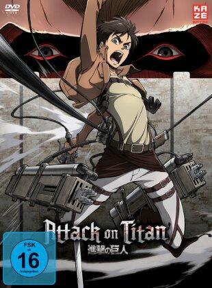 Attack on Titan - Staffel 1 - Vol. 1 (Limited Edition)