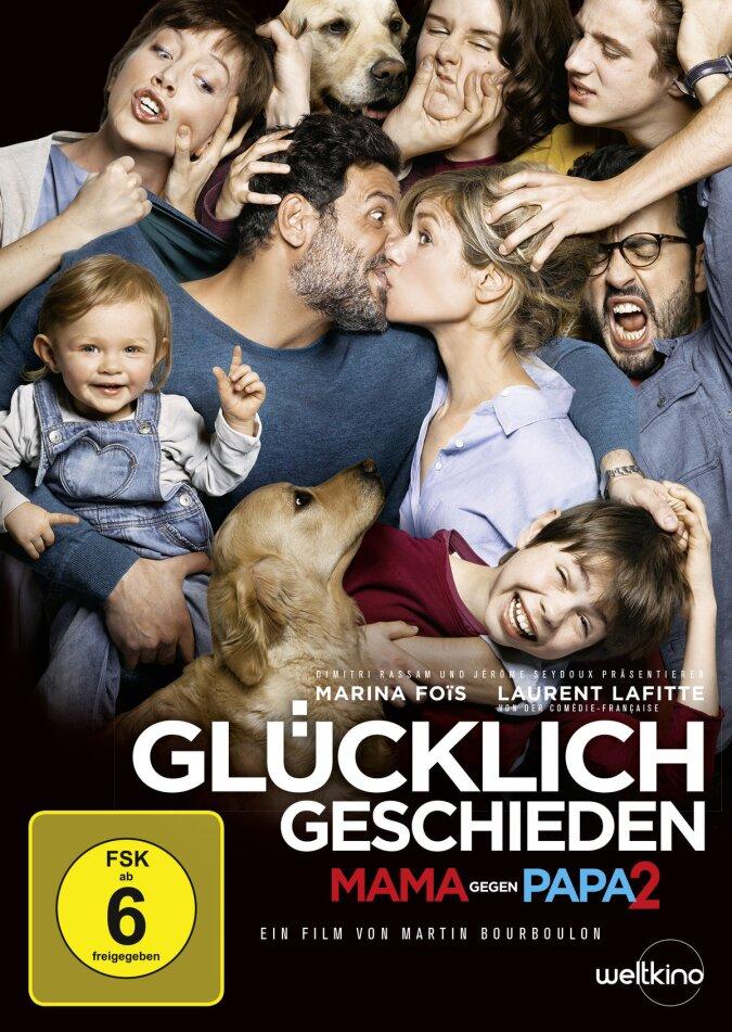 Glücklich geschieden - Mama gegen Papa 2 (2016)