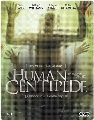 Human Centipede (2009) (FuturePak, Limited Edition, Blu-ray + DVD)