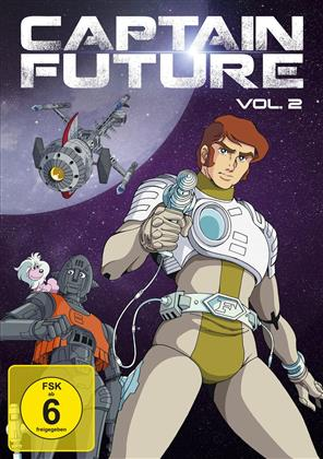 Captain Future - Vol. 2 (Remastered, 2 DVDs)