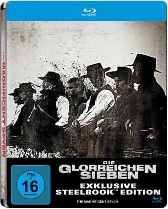 Die glorreichen Sieben (2016) (Steelbook)