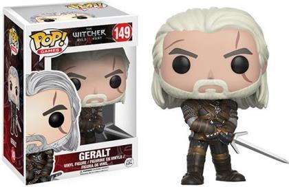 The Witcher: Geralt POP! 149 - Vinyl Figur