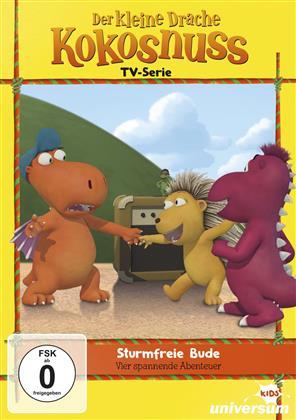 Der kleine Drache Kokosnuss - TV-Serie - Sturmfreie Bude