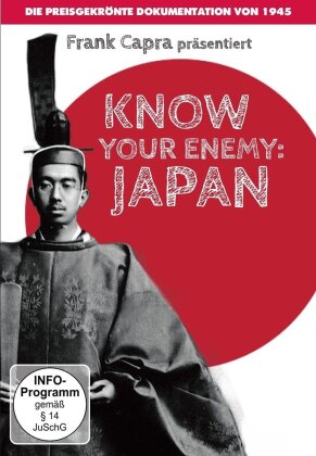 Know your Enemy: Japan (1945) (s/w)