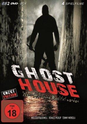 Ghost House - 4 Spielfilme Box (Uncut, 2 DVDs)