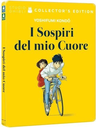 I sospiri del mio cuore (1995) (Collector's Edition, Steelbook, Blu-ray + DVD)