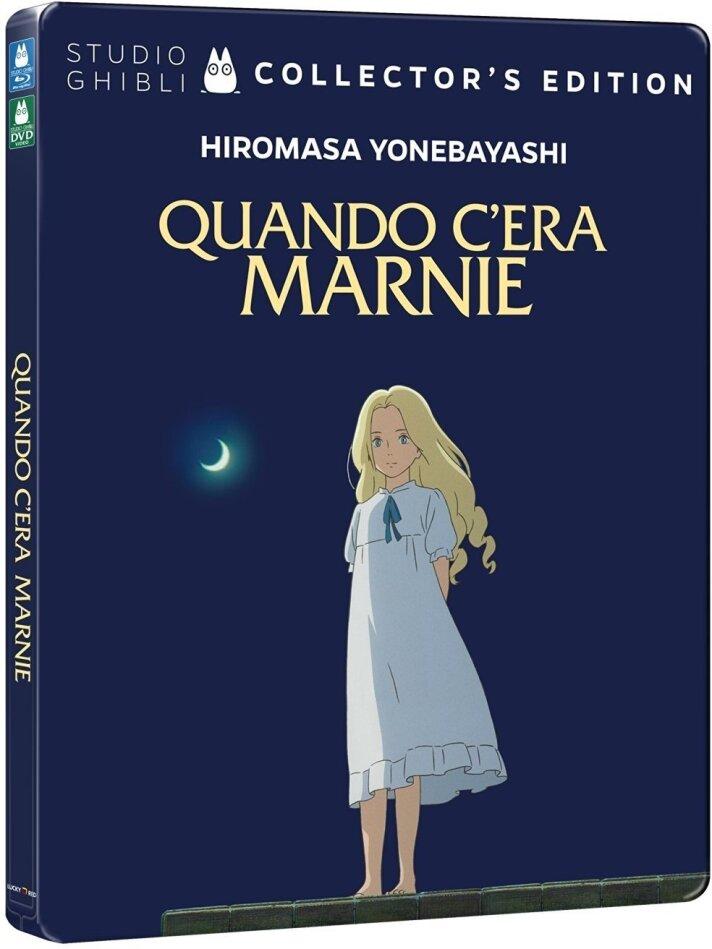 Quando c'era Marnie (2014) (Édition Collector, Steelbook, Blu-ray + DVD)