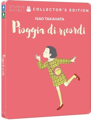 Pioggia di ricordi (1991) (Collector's Edition, Steelbook, Blu-ray + DVD)