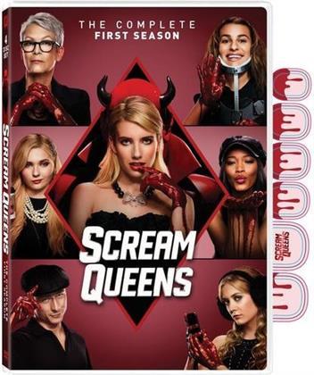 Scream Queens - Season 1 (4 DVDs)