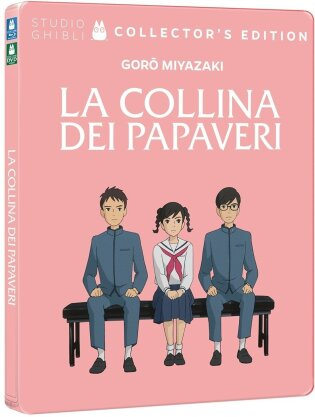 La collina dei papaveri (2011) (Collector's Edition, Steelbook, Blu-ray + DVD)