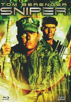 Sniper (1993) (Cover B, Limited Edition, Mediabook, Blu-ray + DVD)