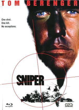 Sniper - Der Scharfschütze (1993) (Cover C, Limited Mediabook, Blu-ray + DVD)