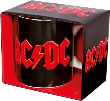 AC/DC: Logo - Tasse [300ml]