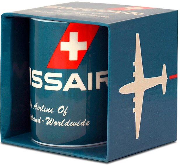 Swissair - Mug