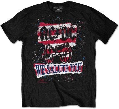 AC/DC - We Salute You Stripe