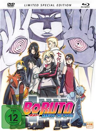 Boruto - Naruto - The Movie (2016) (Limited Special Edition, Mediabook, Blu-ray + DVD)