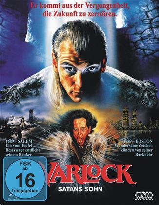 Warlock - Satans Sohn (1989) (FuturePak)
