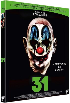 31 (2016) (Collector's Edition, 2 Blu-rays)