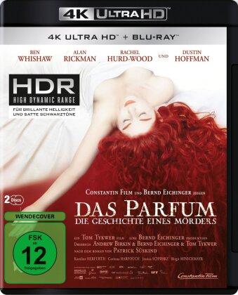 Das Parfum - Die Geschichte eines Mörders (2006) (4K Ultra HD + Blu-ray)