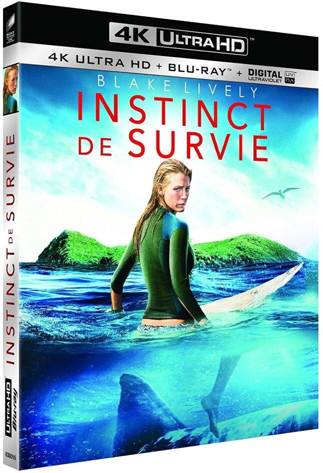 Instinct de survie (2016) (4K Ultra HD + Blu-ray)