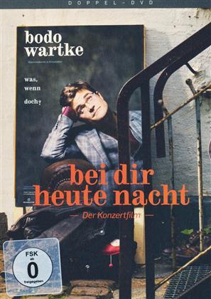 Bodo Wartke - Bei dir heute Nacht - Der Konzertfilm (Digibook, 2 DVDs)