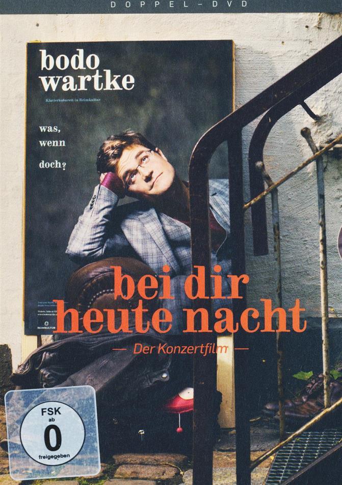 Bodo Wartke - Bei dir heute Nacht - Der Konzertfilm (Digibook, 2 DVD)