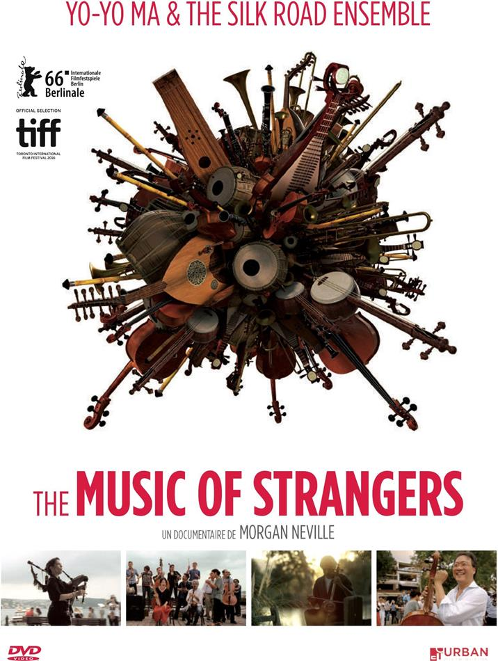 The Music of Strangers - Yo-Yo Ma & The Silk Road Ensemble (2015) (Digibook)