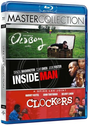 Spike Lee Collection (Master Collection, 3 Blu-rays)