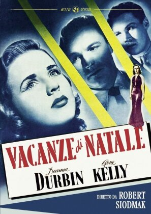 Vacanze di Natale (1944) (Noir d'Essai, n/b)