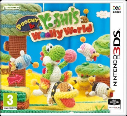 Poochy & Yoshis Woolly World