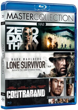 War Collection (Master Collection, 3 Blu-rays)
