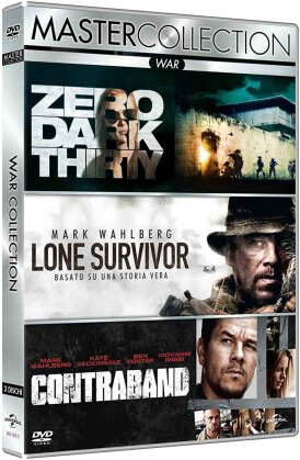War Collection (Master Collection, 3 DVDs)