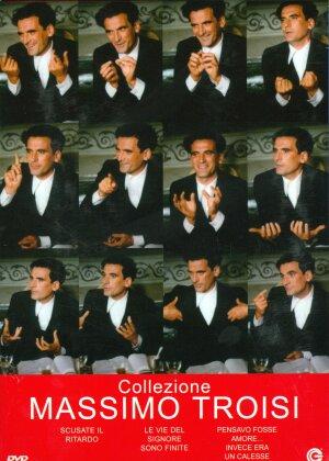 Collezione Massimo Troisi - Scusate il ritardo / Le vie del Signore sono finite / Pensavo fosse amore, invece era un calesse (3 DVDs)
