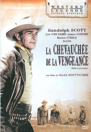 La chevauchée de la vengeance (1959) (Western de Légende, Special Edition)
