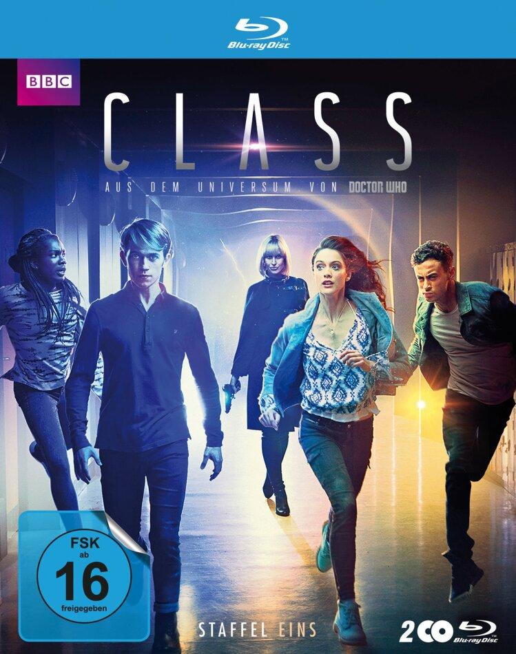 Class - Staffel 1 (BBC, 2 Blu-rays)