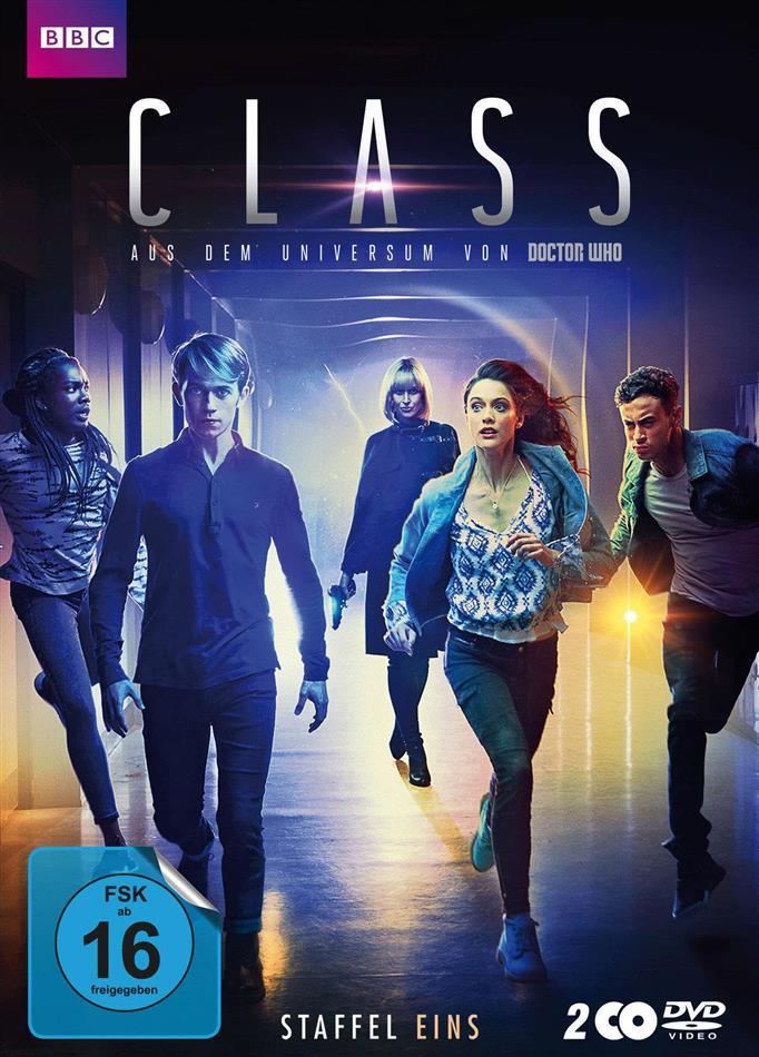 Class - Staffel 1 (BBC, 3 DVDs)