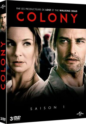 Colony - Saison 1 (3 DVDs)