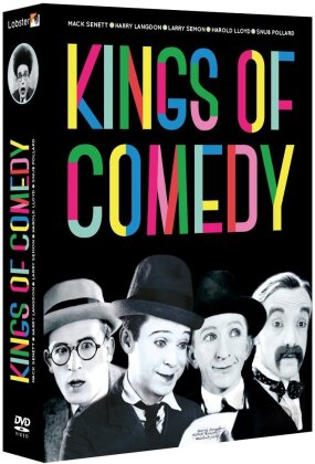 Kings of Comedy (n/b, 4 DVD)