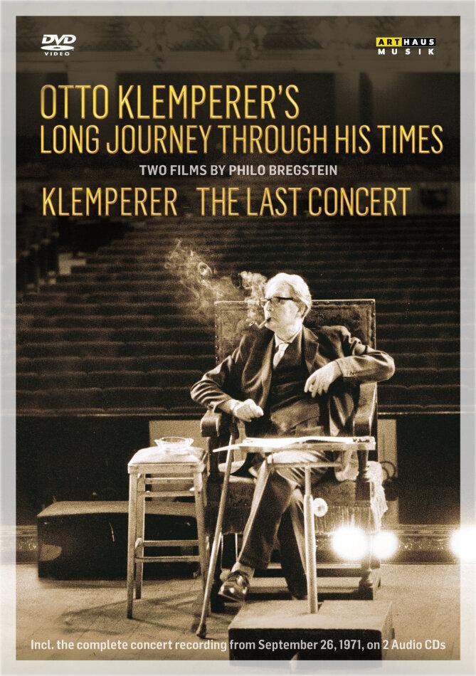 Otto Klemperer - Otto Klemperer´s Long Journey through Times (Arthaus Musik, Limited Edition, 2 DVDs + 2 CDs + Buch)