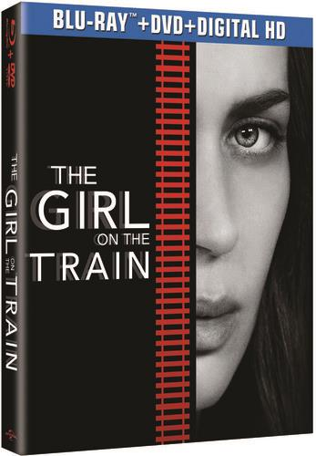 The Girl on the Train (2016) (Blu-ray + DVD)