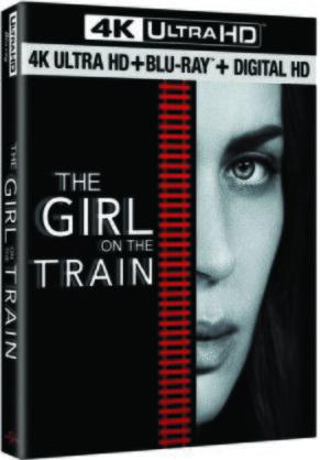 Girl on the Train (2016) (4K Ultra HD + Blu-ray)
