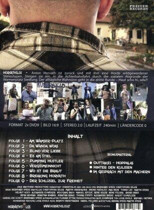 Horvathslos - Staffle 3 (2 DVDs)