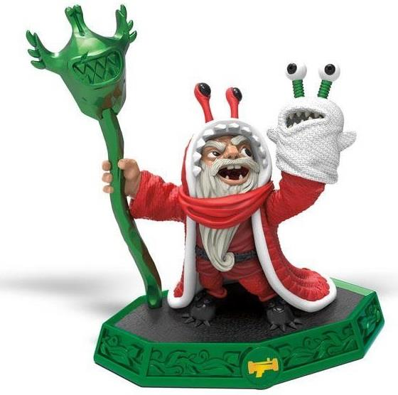 Sensei Jingle Bell Chompy Mage Chopscotch for Skylanders Imaginators