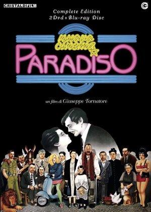 Nuovo Cinema Paradiso (1988) (Blu-ray + 2 DVD)