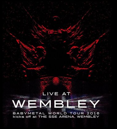 Babymetal - Live at Wembley - World Tour 2016