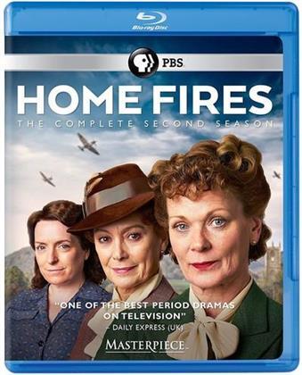 Masterpiece: Home Fires - Season 2 (Masterpiece, 2 Blu-rays)